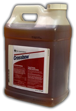 Crossbow Herbicide Weed & Brush Killer, DOW, 2½ Gal.