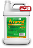 Azatrol Insecticide, OMRI Listed, PBI Gordon